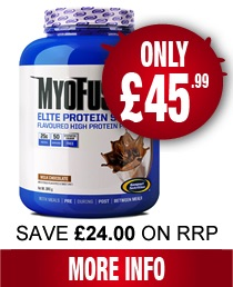 Myo Fusion Protein Supplement