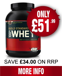 Optinum Nutrition Gold Standard 100% Whey Protein
